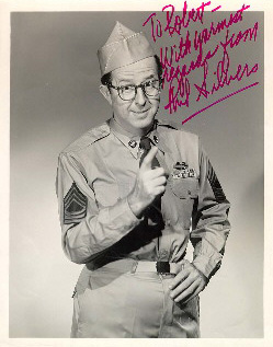 phil silvers show dvd